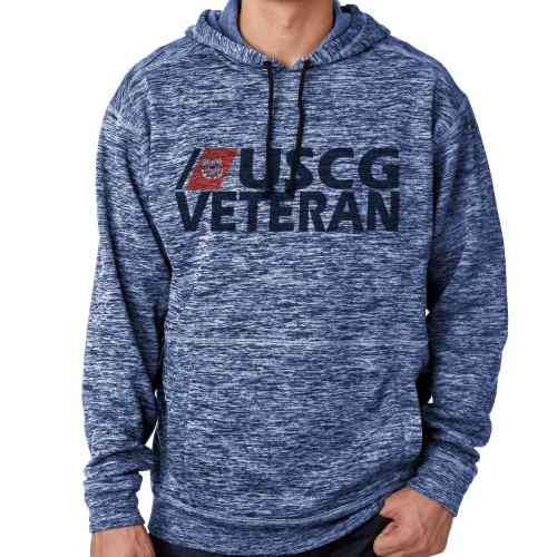 us coast guard veteran fleck hoodie