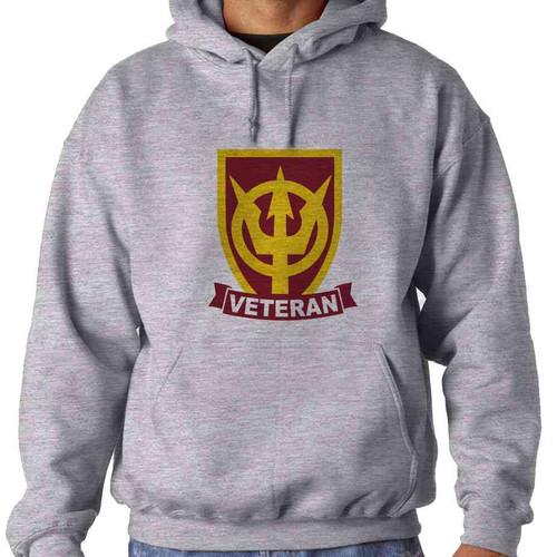 4th transportation command veteran hooded sweatshirt