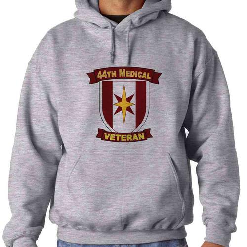 44th medical brigade veteran hooded sweatshirt