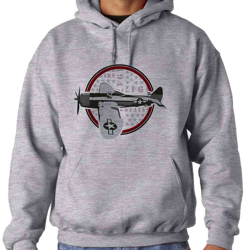 officially licensed u s air force vintage hooded sweatshirt
