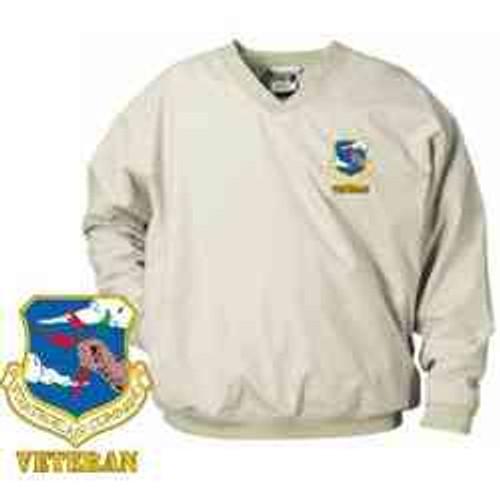 air force strategic air command veteran microfiber windbreaker