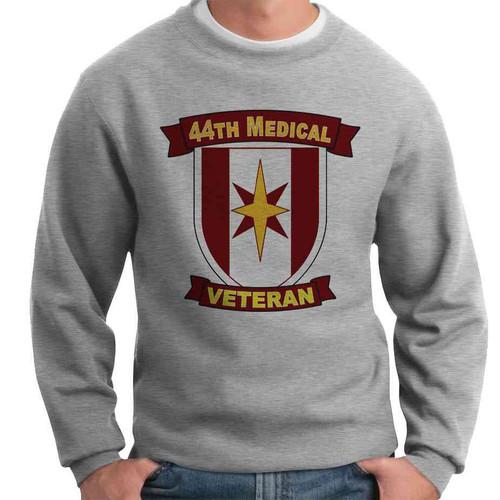 44th medical brigade veteran crewneck sweatshirt