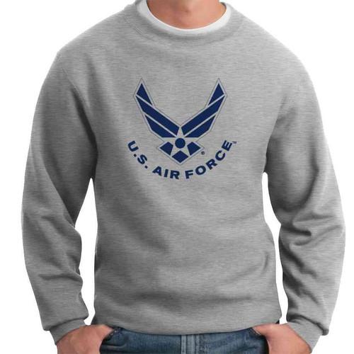 usaf crewneck sweatshirt
