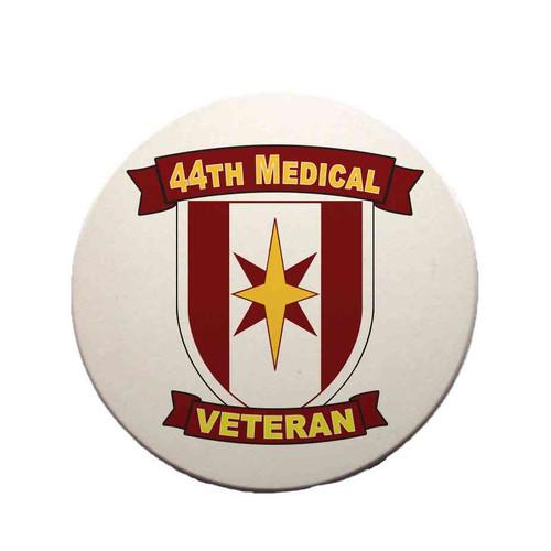44th medical brigade veteran sandstone coaster