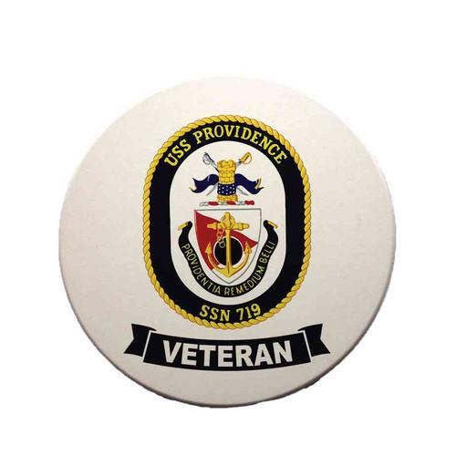 uss providence veteran sandstone coaster