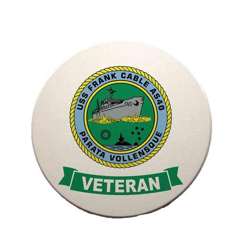uss frank cable veteran sandstone coaster