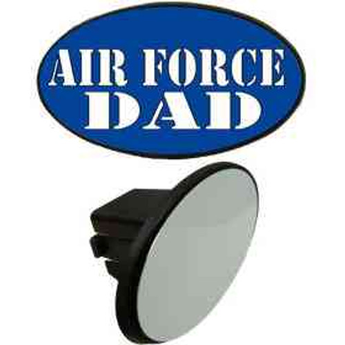 air force dad tow hitch cover