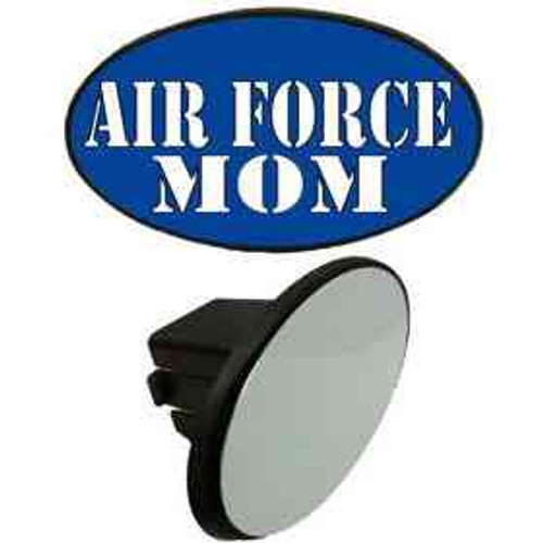 air force mom tow hitch cover