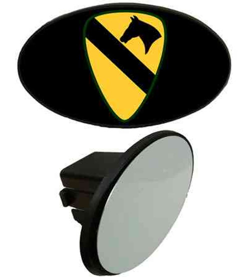 army 1st cavalry division tow hitch cover