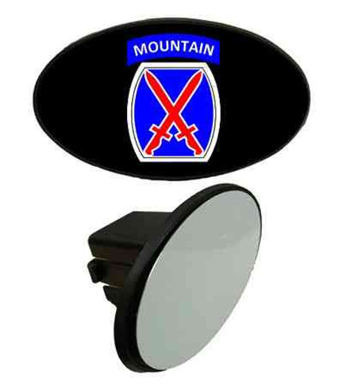 army 10th mountain division tow hitch cover