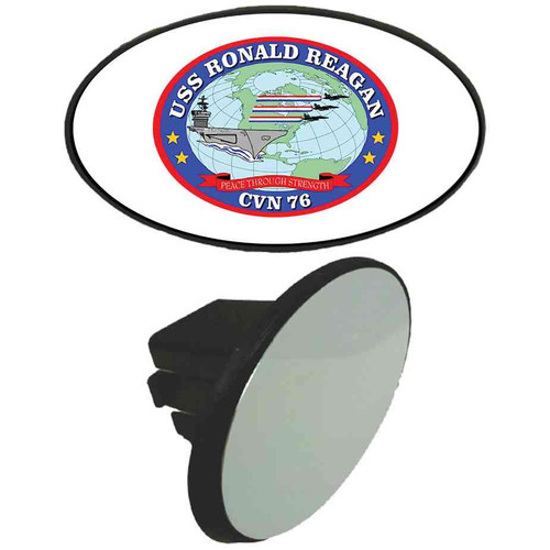 uss ronald reagan tow hitch cover