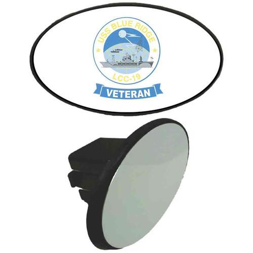 uss blue ridge veteran tow hitch cover