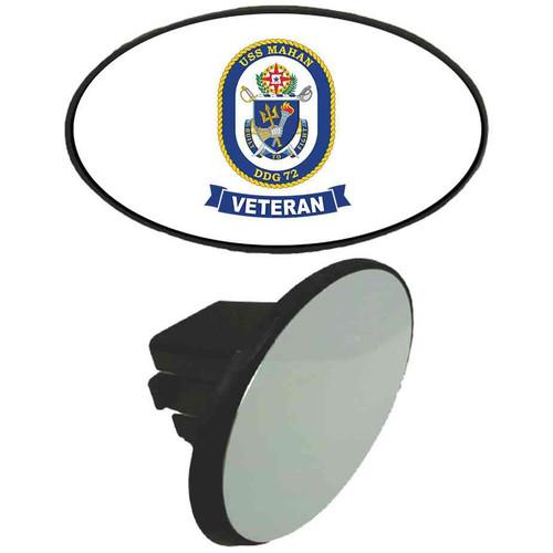 uss mahan veteran tow hitch cover