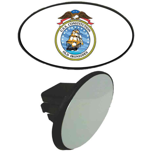 uss constitution tow hitch cover