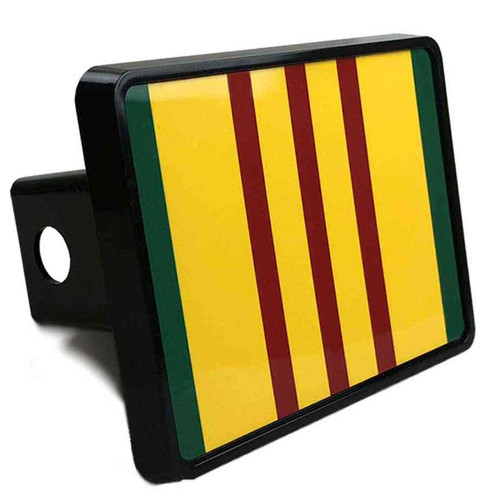vietnam ribbon tow hitch cover