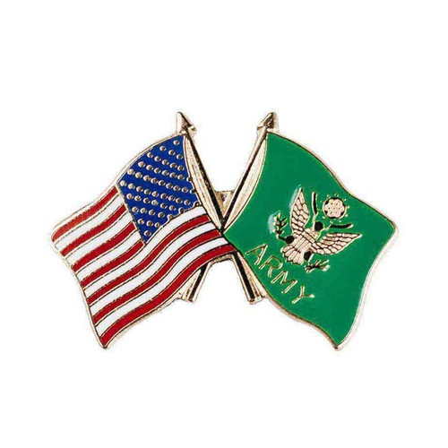 us army hat lapel pin