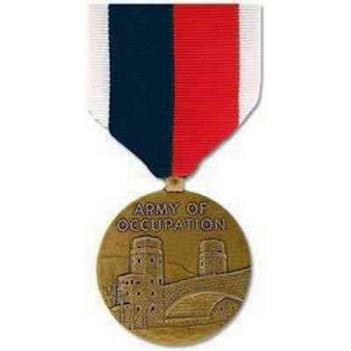 army ww ii occupation medal