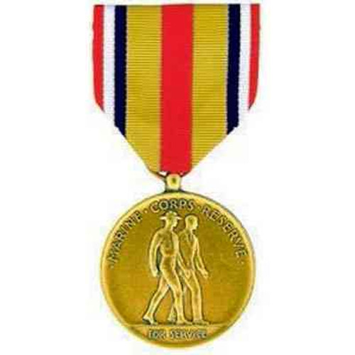 selected usmc reserve medal