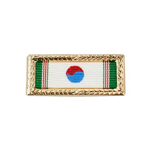 army korean presidential unit citation ribbon