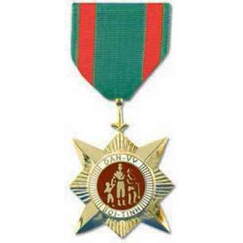 rvn civil action 1st class medal