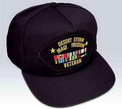 desert storm iraq veteran hat