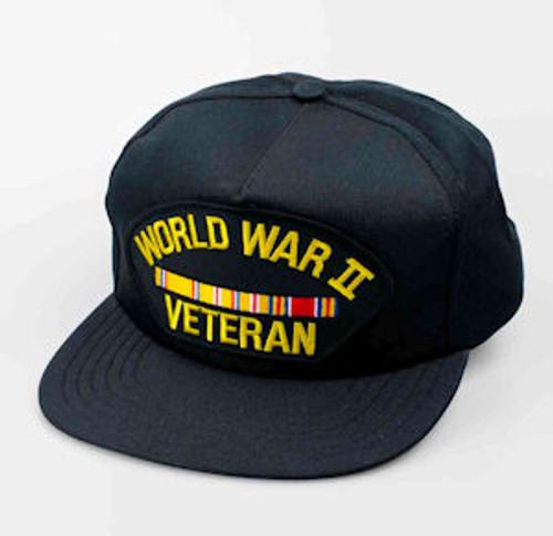 ww ii asiatic veteran hat