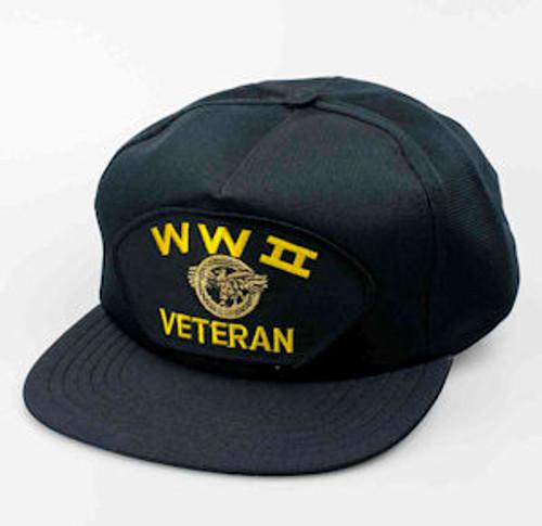 ww ii veteran hat 5 panel
