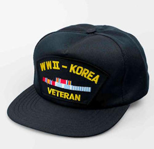 ww ii korea veteran hat