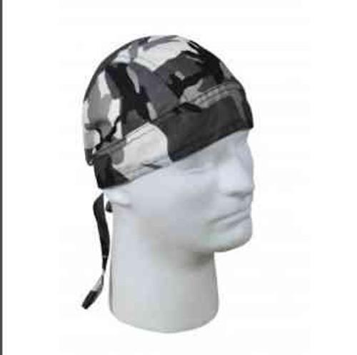 city camo dorag head wrap