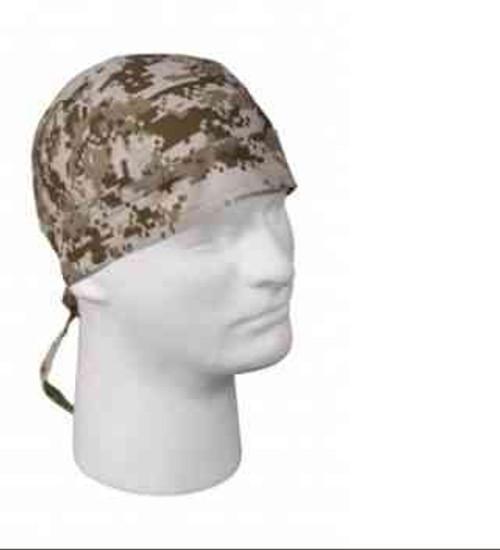desert digital camo headwrap