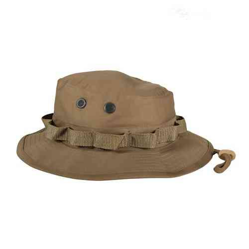 coyote brown boonie hat