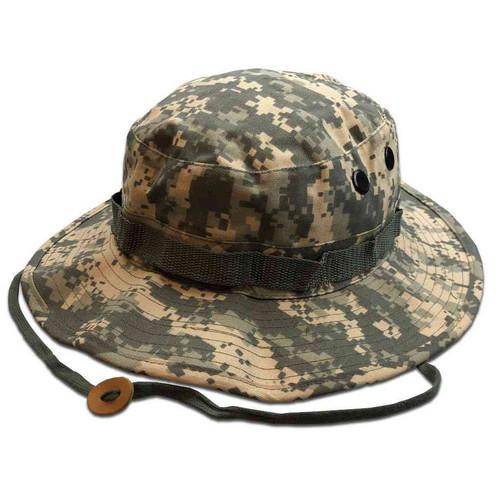 acu digital camo boonie hat