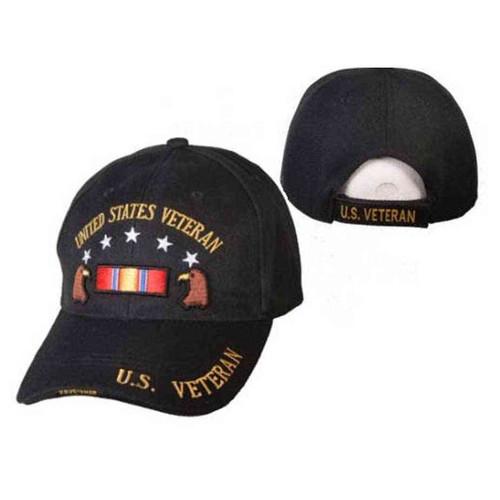 united states veteran national service ribbon hat
