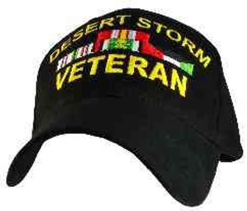united states desert storm veteran hat
