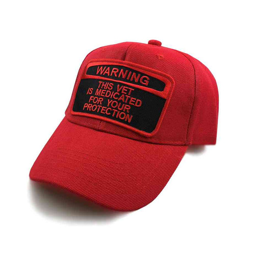 medicated vet special edition hat