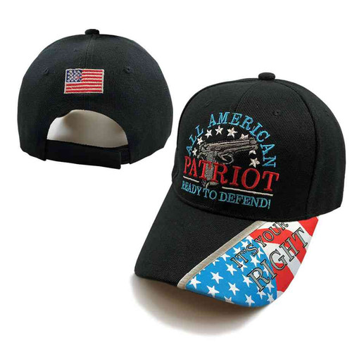 all american patriot special edition hat