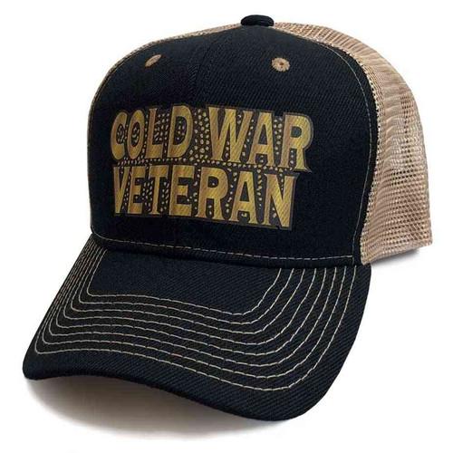 cold war veteran hat vinyl