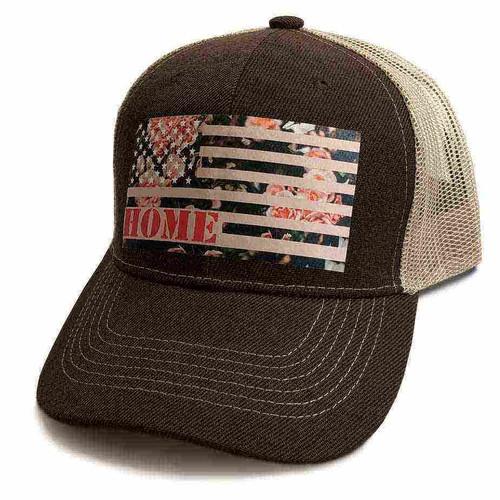us flag home custom edition hat