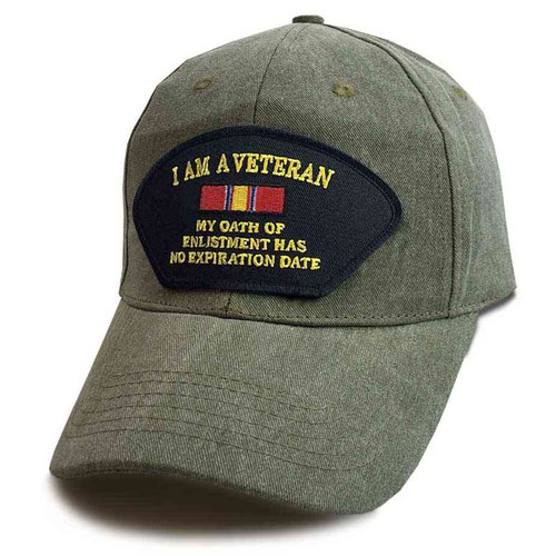 us veteran hat i am a veteran vintage green