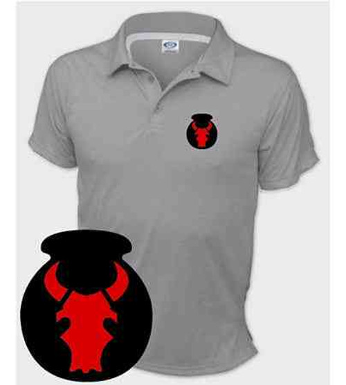 army 34th infantry division performance polo shirt