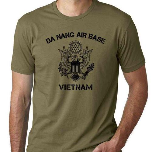 vietnam veteran tshirt da nang air base