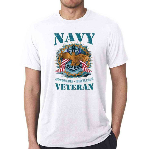 us navy veteran tshirt honorable discharge