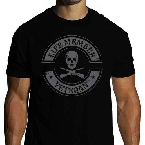 us veteran tshirt life member veteran