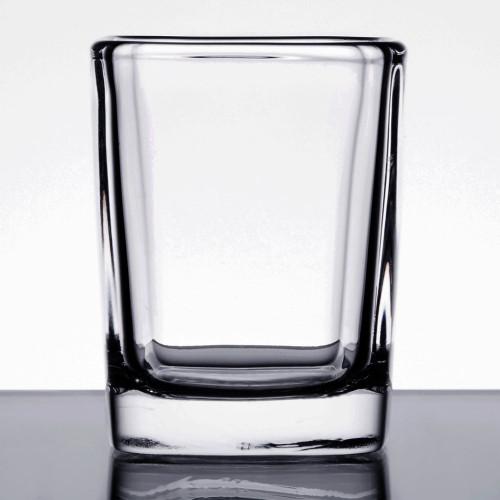 Libby Square Shot Glass