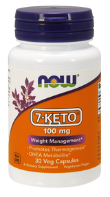 7-KETO™ 100 mg, 60 Veg Capsules