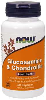 Glucosamine & Chondroitin, 120 capsules
