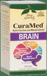 CuraMed Brain (Previously Mental Advantage™), 60 softgels