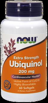 Ubiquinol 200 mg, 60 softgels