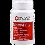 Methyl B12 5000 mcg (by PFL), 60 lozenges