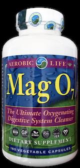 Mag07, 180 vegetable capsules